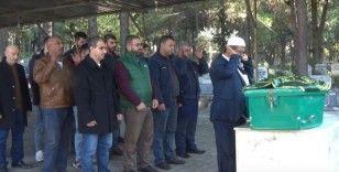 Adana'da öldürülen genç kadın toprağa verildi
