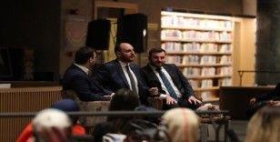 'AK Gençler' Başakşehir'de  buluştu