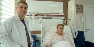 Dr. Cavit Göktaş'tan aynı anda iki başarılı ameliyat