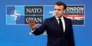 Macron: 'Türkiye ile terörizm tanımı konusunda uzlaşma mümkün değil'