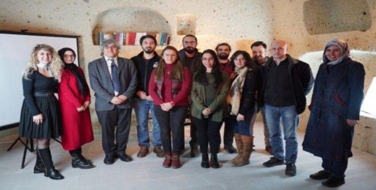 Kapadokya'da enerji, su ve çevre politikalarına bakış semineri düzenlendi