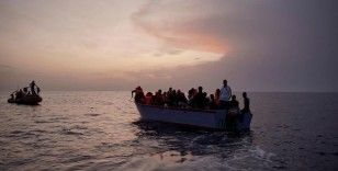 Moritanya'da tekne battı: 58 göçmen öldü