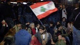 Lübnan'da Hariri'ye yakınlığı ile bilinen başbakan adayı Hatib protesto edildi