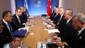 Miçotakis'ten görüşme sonrası açıklama: 'Anlaşmazlıklar kaydedildi'