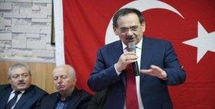 """Demir: """"Canik'e Türkiye'nin en uzun teleferiğini yapacağız"""""""