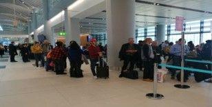 Fransa'daki grev İstanbul Havalimanı'ndaki uçuşları etkilemedi