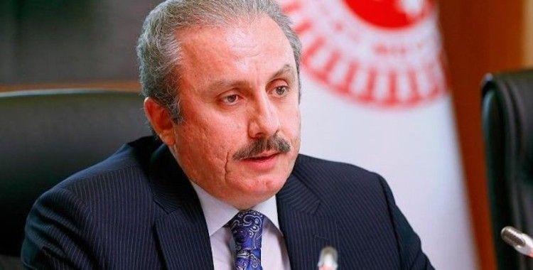 TBMM Başkanı Şentop: Libya ile mutabakat birçok hesabı bozdu
