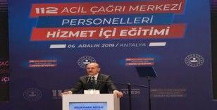 Bakan Soylu: 'Ağrı'da 3 terörist etkisiz hale getirildi'