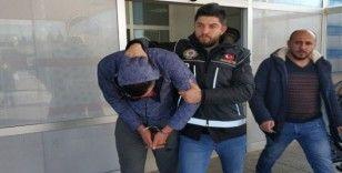 Uyuşturucu hap satan şahıs gözaltına alındı