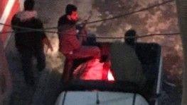 Bağdat'ta protestoculara saldırı