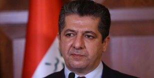 IKBY Başbakanı Barzani: Komşu ülkelerle dengeli ilişki kurmayı hedefliyoruz