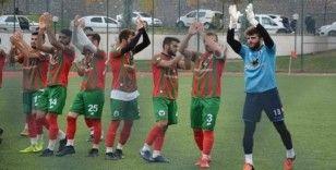 Diyarbakırspor, Hançepekspor'u 6-1 mağlup etti