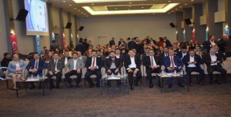 Sağlık-Sen İzmir 1 No'lu Şubeden divan toplantısı
