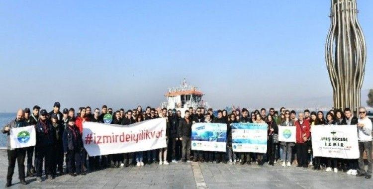 İzmirliler iyilikte buluştu