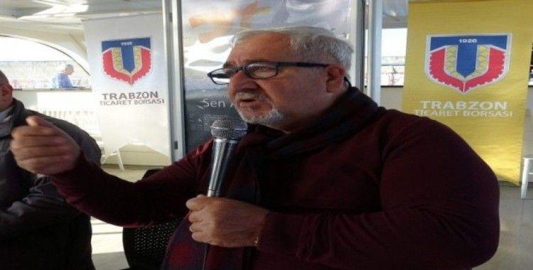 """Trabzon'da """"Sen Anlat Hamsi"""" paneli"""