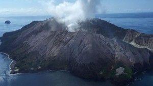 Yeni Zelanda'daki yanardağ patlamasında ölü sayısı 5'e çıktı