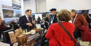 Uluslararası Travel Turkey İzmir Fuarı'nda İnya ürünlerine büyük ilgi