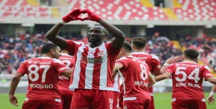 Sivasspor her maçta gol atıyor