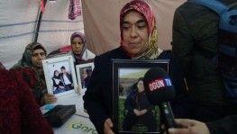 HDP önündeki annelerden biri daha evladına kavuştu