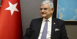 Dışişleri Komisyonu Başkanı Bozkır, ABD Büyükelçisi Satterfield ile görüştü