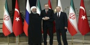 Astana'dan 'Suriye'ye karışmayın' vurgusu