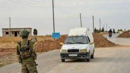Tel Abyad ve Rasulayn'da toplam 41 yol kontrol noktası oluşturuldu