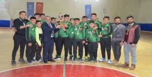 Türkiye Salon Hokeyi Şampiyonası'nda dereceye girenler belli oldu