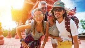 8 Ayda 31 Milyon Yabancı Turist
