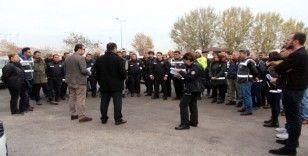 Yalova'da 300 polisin katılımı ile uyuşturucu operasyonu