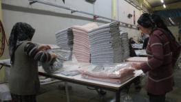 Tekstildeki geri dönüşümün yüzde 85'lik ihtiyacını Uşak karşılıyor