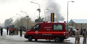 Irak'ta bombalı saldırılar: 1 ölü, 7 yaralı