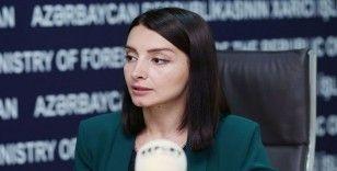 Azerbaycan'dan ABD Senatosu'nun sözde 'Ermeni soykırımı' kararına kınama