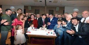TSYD İzmir Şubesi üyeleri 2019'a veda etti