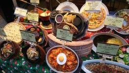 Japonya'da 90 yıllık gelenek, Yemek maketleri