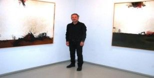 Ressam Soner Tire'den çevre sorunlarına dikkat çekti