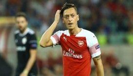 Mesut Özil PES oyunlarının Çin'deki sürümlerinden çıkarılıyor