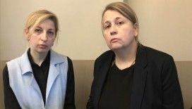 Rus anneden oğlu için kan bağışı çağrısı