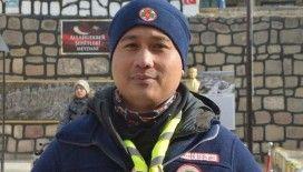 Filipinli Ramosa 'Sarıkamış ruhu'ndan etkilenerek Müslüman oldu