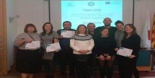 Uşak'ta 'Erasmus+Yetişkin Eğitimi' projesi başladı