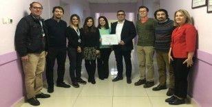 ADÜ Diş Hekimliği Fakültesi'nde Türkiye'de bir ilk