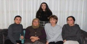 Karda kaybolan Ali Kaçar'ın ailesinin umutlu bekleyişi
