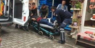 Kadirli'de silahlı kavga: 1 yaralı