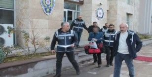 Gasp şebekesine 3 tutuklama