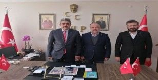 Milletvekili Yavuz'dan Alıcık'a ziyaret
