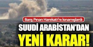 Suudi Arabistan, Türkiye'yi tehdit gördü!