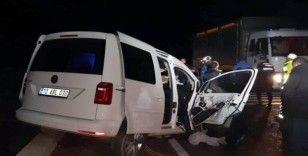 Balıkesir'de kaza: 1 ölü