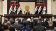 Irak meclisi ABD askerlerinin gönderilmesini onayladı