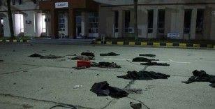 Trablus'ta askeri okula saldırı: 30 ölü