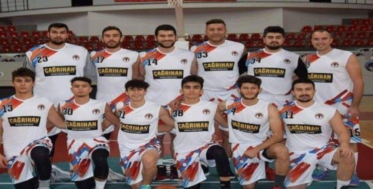 Kayseri Büyük Erkekler Basketbol Ligi B Grubu