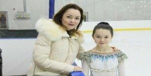 (Özel haber) Şampiyon annenin şampiyon kızı